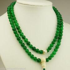 Collane e pendagli di lusso pietre verde
