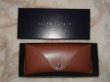 Ralph Lauren Purple Label Faux Leather Sunglass Case