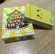 Pokemon Pocket Monster Pikachu Anime Poker Playing Cards board game Deck Poker