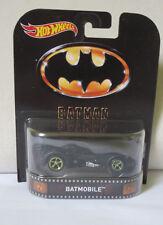 Hot Wheels 1:64 Retro Batman 1989 - Batmobile Brand new