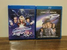 Lost In Space & Galaxy Quest (Blu-Ray)