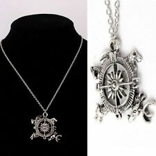 Game of Thrones a Song of Ice and Fire Compass Pendant Necklace Anime
