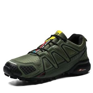 Mens Bicycle Shoes Non-slip MTB Shoes Men Road Cycling  Breathable Shoes