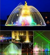 LUMINTURS 24W LED RGB Color Changing Spot Light Fixture Outdoor Underwater Flood