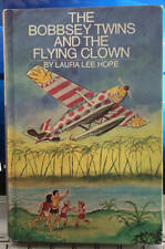 The Bobbsey Twins and the Flying Clown Hardcover 1974 Illus. Gr. 4