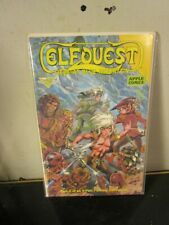 Elfquest Siege At Blue Mountain #4 Comic Book Apple BAGGED BOARDED~