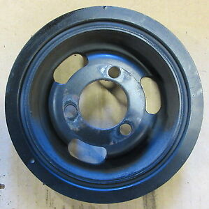 Genuine MINI Crankshaft Pulley Vibration Damper R56 R55 R57 R58 R60 R61  7562801