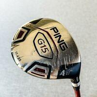 PING G15 4-Wood. 17 Deg, Reg Flex - Good Condition, Free Post # 8791