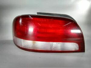 Driver Left Tail Light Fits 98-99 MAZDA 626 289103