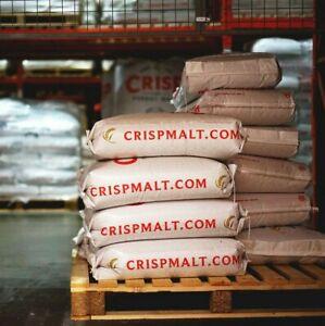 MULTI LISTING Home brewing Crisp Crushed Malts, Grains by KegThat for Beer