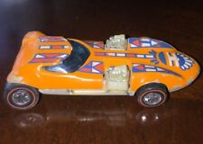 1968 Hot Wheels Redline Orange Twinmill Diecast Car, Nice!