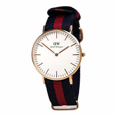 Daniel Wellington 0501DW Classic Ladies 36mm Oxford DESIGNER Watch