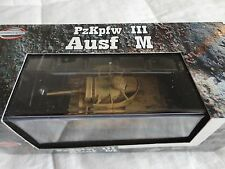Admiral Toys 1:72nd Armor PzKpfw III Ausf M Model Die-Cast Tank