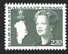 Greenland 1981 230 Ore Queen Margrethe Mint Unhinged