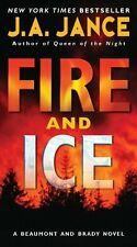 Fire and Ice (J. P. Beaumont Novel) by J. A. Jance