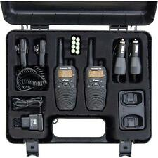 Stabo freecomm 700 Funkkoffer-Set PMR-Funkgerät,Walkie-Talkie,8 Kanäle,bis 10 km