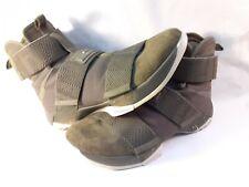 Nike LeBron Soldier X 10 SFG Lux Cargo Khaki Mens Size 13 911306 330