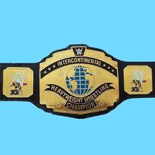WWF World Heavyweight INTERCONTINENTAL Championship replica belt adult size WWE