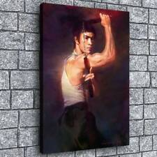 Bruce Lee Poster Painting HD Print on Canvas Home Decor Room Wall Art Picture