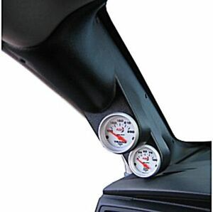 AUTO METER 2-1/16 Dual Pillar Pod - 94-06 Fits Chrysler 300C P/N - 12236
