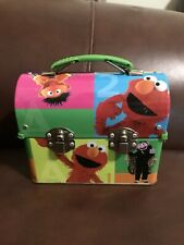 b0a754cfd2ca Sesame Street Lunch Box In Collectible Metal Lunchboxes (2000-Now ...