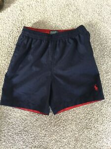 Boys Ralph Lauren Swim Shorts Age 7