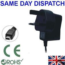 MAINS CHARGER FOR BINATONE A430 B350 B430 F350 F430 GPS SAT NAV HOUSE HOME AC