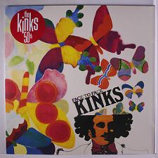 KINKS: Face To Face LP Sealed (Euro, reissue) Rock & Pop