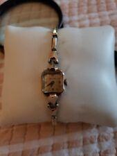 Vintage BULOVA 10K RGP Womens Wristwatch