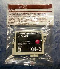 Originales Epson t0443 magenta sombrilla c64 c66 c84 c86 cx3650 cx6400