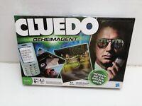 Cluedo Geheimagent von Hasbro Detektivspiel Brett Gesellschafts Familien Kinder