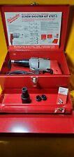 Nice Milwaukee 6760-1 2500 Rpm Reversible Screw Gun In Metal Case