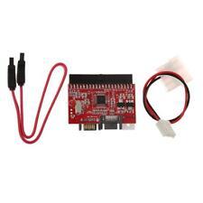 2en 1 SATA al disco duro / IDE a SATA Serial ATA 100/133 Adaptador de cable