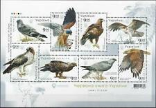 Ukraine 2020 Fauna, Birds of Prey MNH**