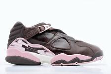 2007 Nike Air Jordan 8 Retro Low SZ 9 Cinder Champagne Pink WMNS 10.5 317251-261