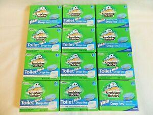 12 Scrubbing Bubbles Vanish Toilet Drop-Ins