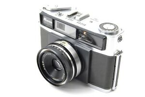 [ Excellent+] RICOH 300 S Rangefinder Film Came Silver Free Shipping from Japan