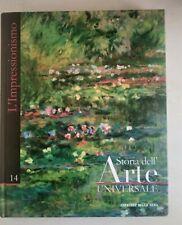 Storia dell'Arte Universale 14 - L'Impressionismo - Corriere della Sera 2008