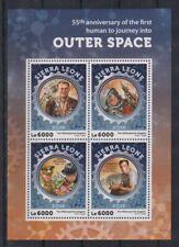 P799. Sierra Leone - MNH - 2016 - Space - Astronauts - Yuri Gagarine