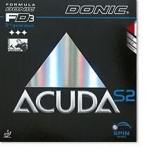 DONIC Acuda S2 2,0mm rot  NEU / OVP