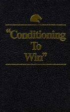 Conditioning to Win, Inc Research Staff Equine Research, 0935842020, Book, Accep
