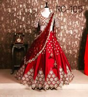 Choli Lehenga Indian Lengha Wedding Wear Pakistani Designer S Women Ma Ethnic