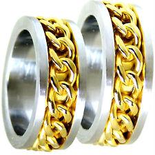 2 Eheringe Partnerringe Verlobungsringe Hochzeitsringe Trauringe 8 mm & Gravur