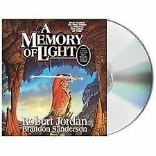 Wheel of Time: A Memory of Light 14 by Robert Jordan (2013, CD, Unabridged)