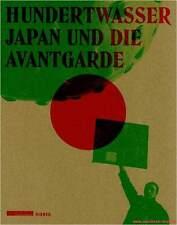 Fachbuch Hundertwasser, Japan und die Avantgarde, Einflüsse auf das Frühwerk NEU