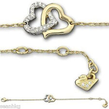 Swarovski Match Bracelet Symbol Of Unity & Love Heart Crystal MIB - 1062709