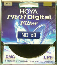 Original Nueva Hoya 62mm 62 Mm Pro1 Digital Multi Coated Filtro Nd8