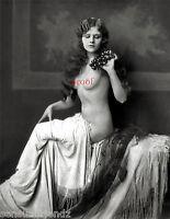 Ziegfeld Follies New York Model Exquisite Photo print 1920s  342