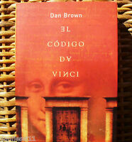 El código Da Vinci/ Dan Brown/ Umbriel/ 2004