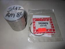 NOS NEW Wiseco Piston 1.25 O/S 1986-1987 Suzuki RM80 542P5